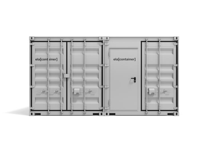 ELA Container - System warsztatowy
